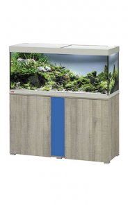 Eheim Vivaline LED 240 Aquarium with Cabinet Oak Grey with Sky Panel
