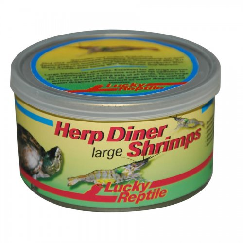 Lucky Reptile Herp Diner Shrimps Large 35g