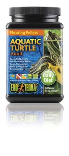 Exo Terra Floating Pellets Adult Turtle 250g