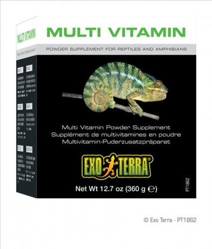 Exo Terra Multivitamins Supplement 70g