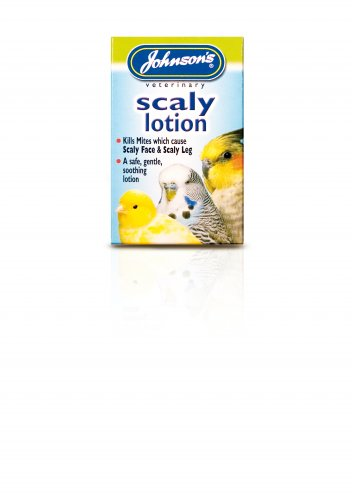 Johnson's Scaly Lotion 15ml