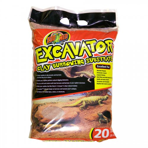 ZooMed Excavator Clay Substrate 9Kg
