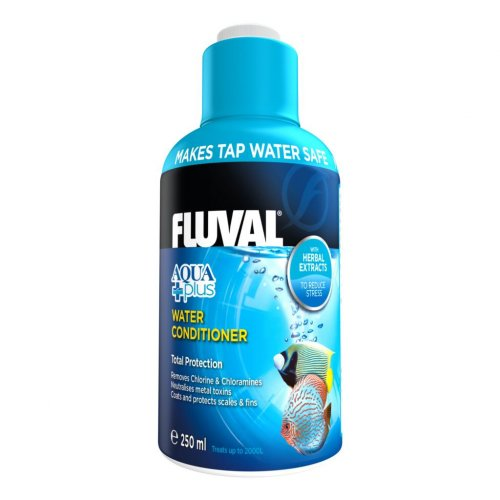 Fluval Aqua Plus Water Conditioner 250ml