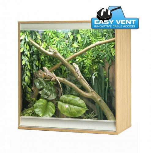 Viva+ Arboreal Vivarium Medium Oak
