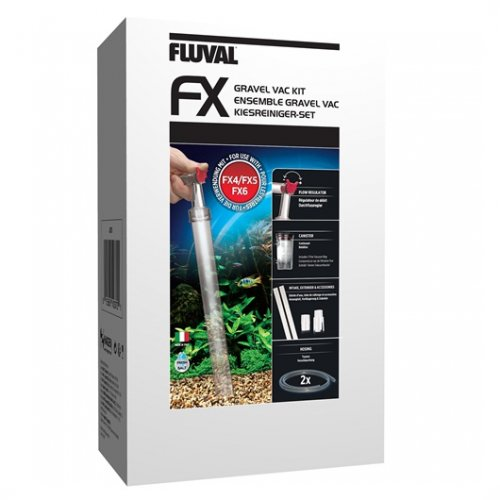 Fluval FX Gravel Cleaner Kit