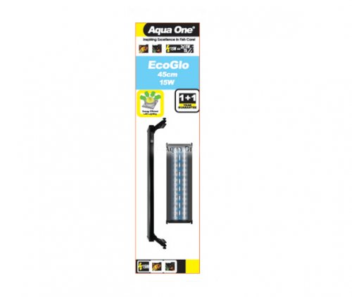 Aqua One EcoGlo 45 15W LED Light Unit