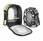 Rainforest Travel Bag Small Black