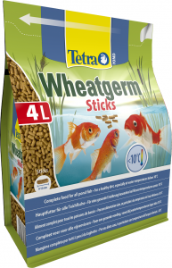 Tetra Pond Wheatgerm 780g / 4L Sticks