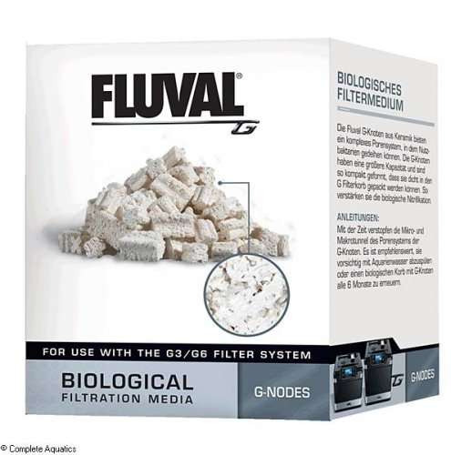 Fluval G-Nodes Biological Filter Media