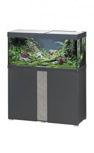 Eheim Vivaline LED 180 Aquarium with Cabinet Anthracite with Urban Panel