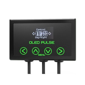 Micro Climate OLED Pulse 600W Thermostat black