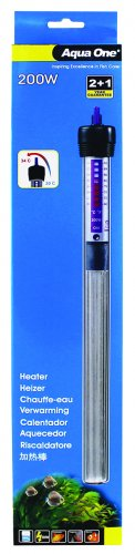 Aqua One Glass Heater 200W