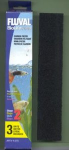 Fluval BioLife Carbon Filter Pads