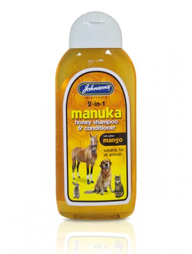 Johnsons Manuka Honey Shampoo 200ml