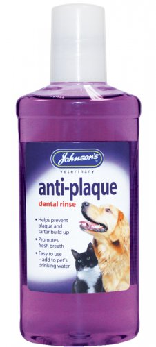 Johnsons Anti-Plaque Dental Rinse 250ml