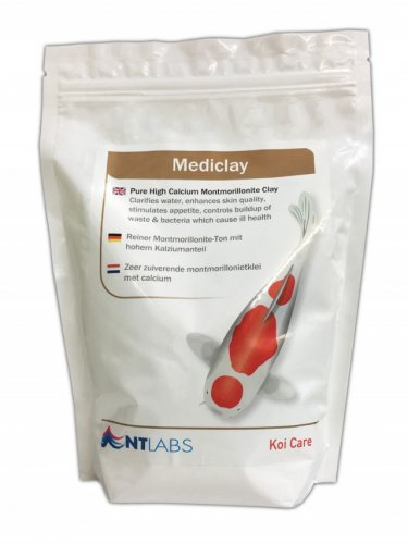 NT Labs Koi Care Mediclay 20kg