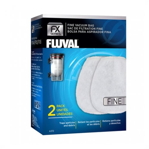 Fluval FX Gravel Cleaner Vacuum Bag Fine