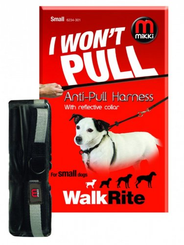 Mikki Anti-Pull Harness Small