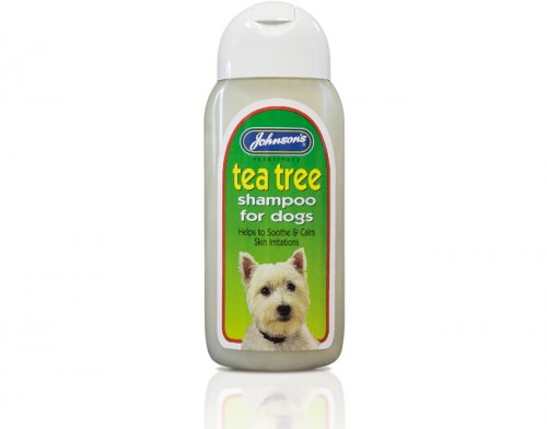 Johnsons Tea Tree Shampoo 400ml