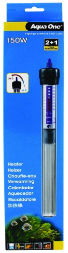 Aqua One Glass Heater 150W