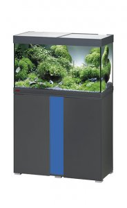 Eheim Vivaline LED 126 Aquarium with Cabinet Anthracite with Sky Panel