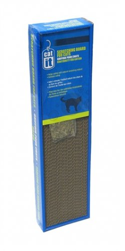Catit Scratching Board with Catnip Narrow