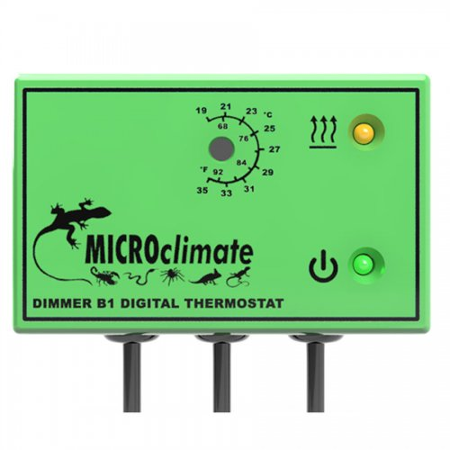 Micro Climate B1 Dimmer Stat 600W Green