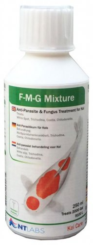 NT Labs Koi Care F-M-G Mixture 500ml
