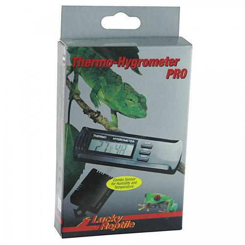 Lucky Reptile Thermometer/Hygrometer Pro LTH-32