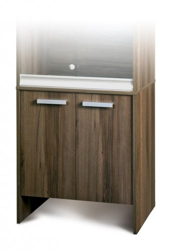 Viva Cabinet Small Walnut