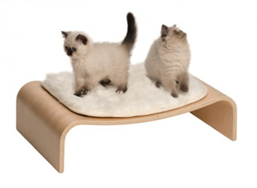 Vesper Cat Furniture, V-Lounge Poplar