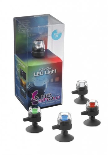 LED Lighting & Bubble Maker