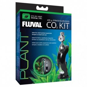 Fluval Pressurized CO2 Kit 45g