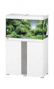 Eheim Vivaline LED 126 Aquarium with Cabinet White with Urban Panel