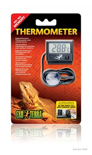 Exo Terra Digital LCD Thermometer With Probe