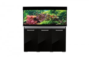 AquaOne AquaVogue 245 Aquarium & Cabinet Gloss Black