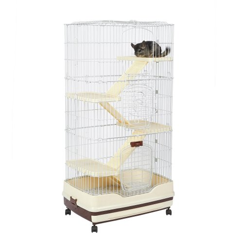 Little Zoo Finlay Ranger Cage Brown