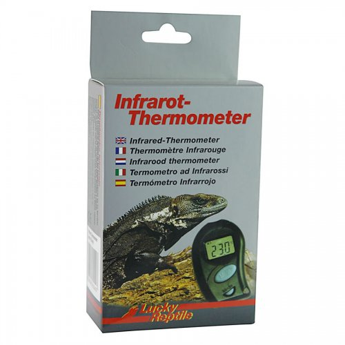 Lucky Reptile Infra-Red Thermometer LTH-40