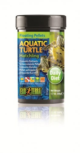 Exo Terra Floating Pellets Hatchling Turtle 50g