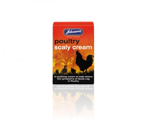 Johnson's Poultry Scaly Cream 50g
