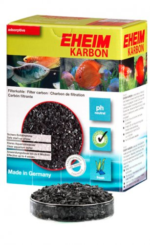 Eheim Karbon 1 Litre Adsorptive Filter Media