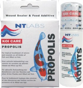 Koi Care Food Supplements