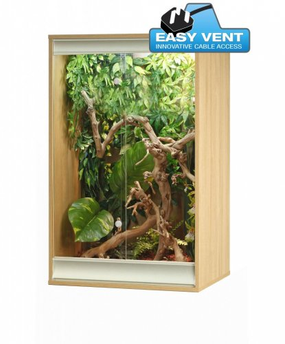 Viva+ Arboreal Vivarium Small Oak