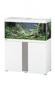 Eheim Vivaline LED 180 Aquarium with Cabinet White with Urban Panel