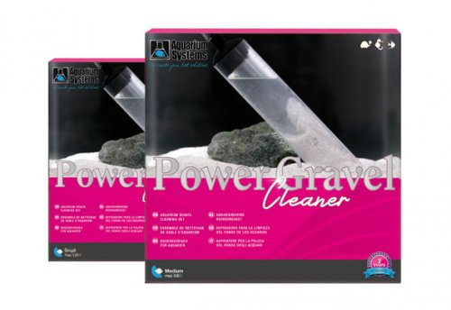 Aquarium Systems Power Gravel Cleaner Medium