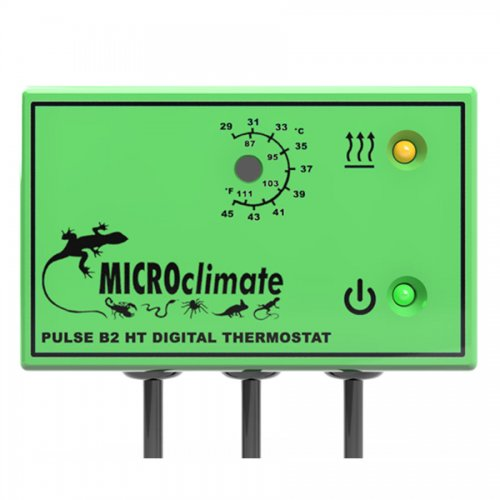 Micro Climate B2HT High Temperature Pulse Thermostat 600W Green