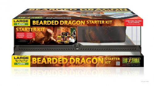 Exo Terra Bearded Dragon Starter Kit