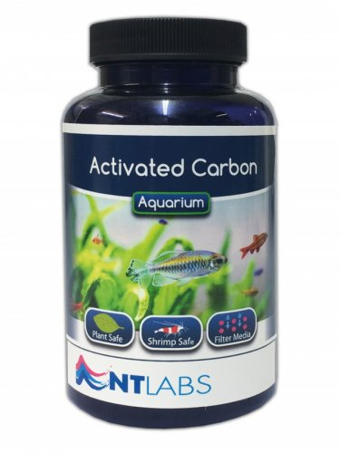 NT Labs Activated Carbon 120g