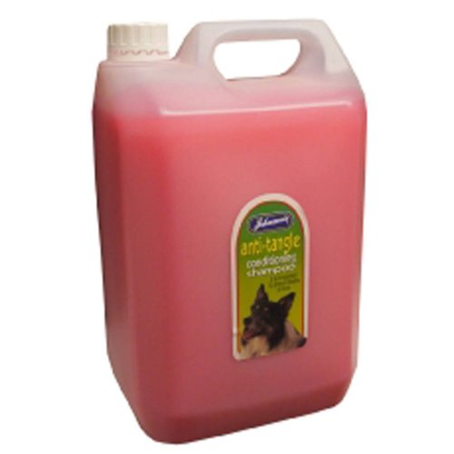 Johnsons Anti-Tangle Conditioning Shampoo 5 Litres
