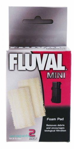 Fluval Mini Foam Insert (2pcs)